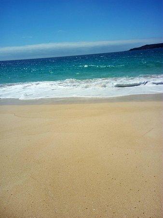 Playa de las Conchas照片