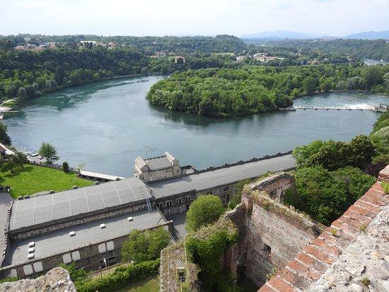 Castello Visconteo: Vista dalla Torre
