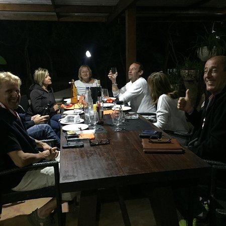 Bar Trattoria A La Playa: Cena in compagnia di amici orate filetti vino e tanto tanto blues😄😄😄😄😄😄😄😄😄😄