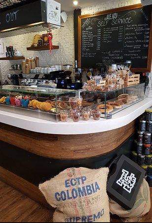 ML Espresso Bar: OUR STAGE