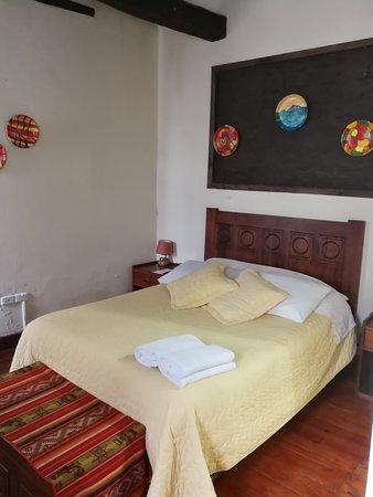 Hotel Boutique Portal de Cantuna : zimmer