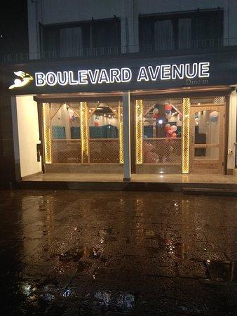 Boulevard Avenue