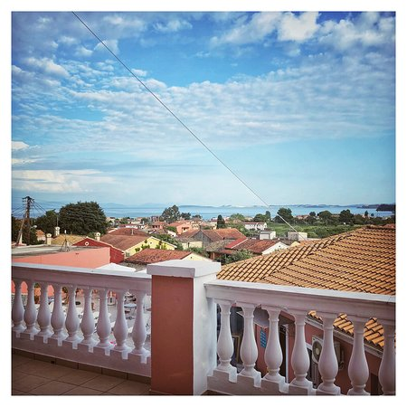 Our first trip to Corfu as a couple and to Paradiso Apartments Ipsos