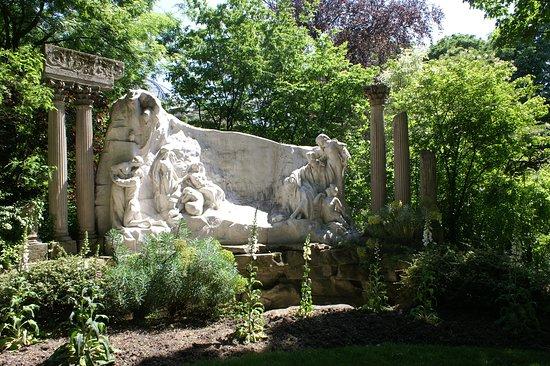 La Fontaine du Reve du Poete