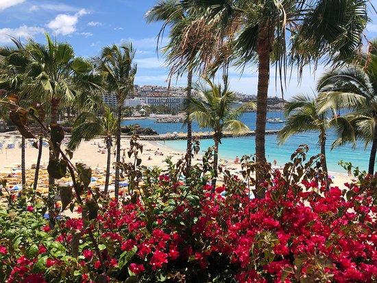 Anfi Playa: пляж