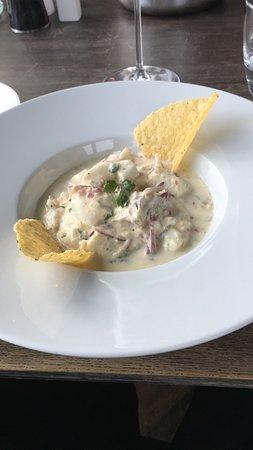 Roast Restaurant og Bar Bodø: Kveite Ceviche