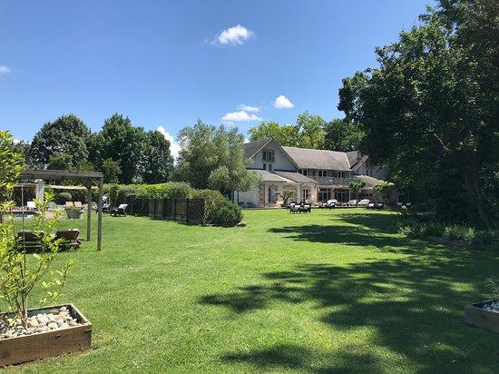 Garrevaques, فرنسا: Jardin