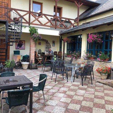 Sahy, Slovakia: Super lekker gegeten, zeer ruime kaart, voor elk wat wils ... en ze hebben hier alcoholvrij bier