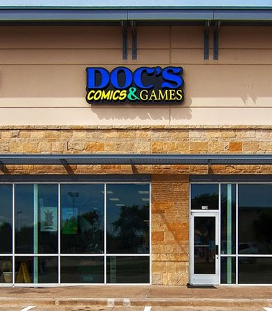 Doc's Comics & Games
