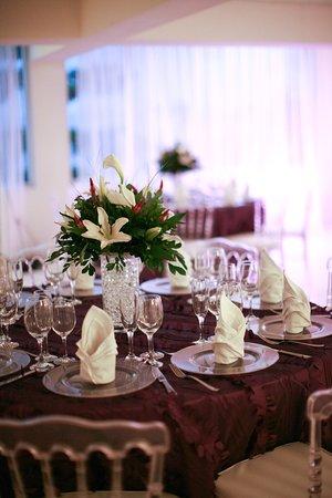 Hotel Montana Haiti: Wedding venue