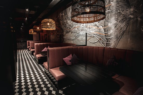 Bar Mirage