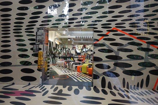Venice Biennale Festival: un des cafés de la biennale