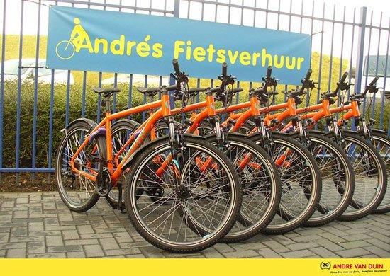 Andre Van Duin Tweewielers