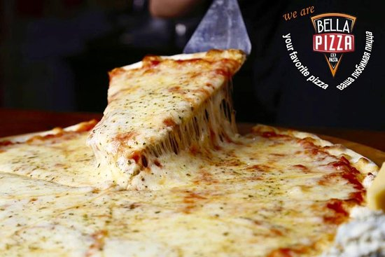 Bella Pizza & Pasta: Can you even smell it?