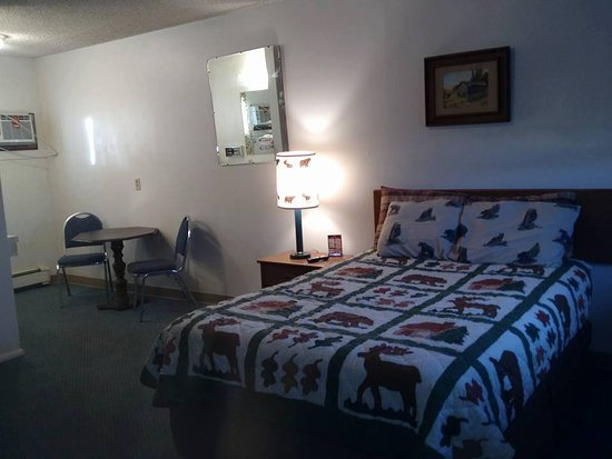 Powell, WY: Newly remodeled rooms