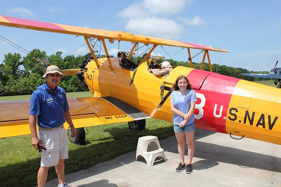 Military Aviation Museum: Her flight