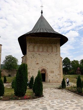 Iasi, Rumania: the monastery