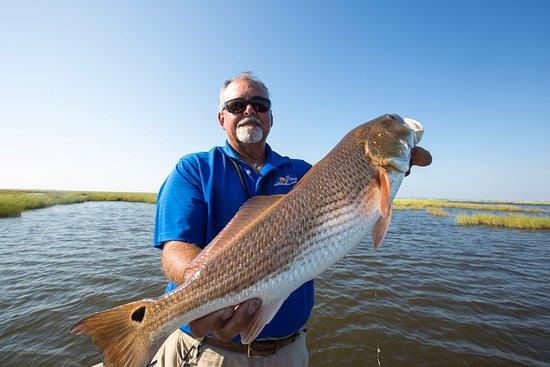 Louisiana's Cajun Bayou, Luizjana: Fishing in Louisiana's Cajun Bayou