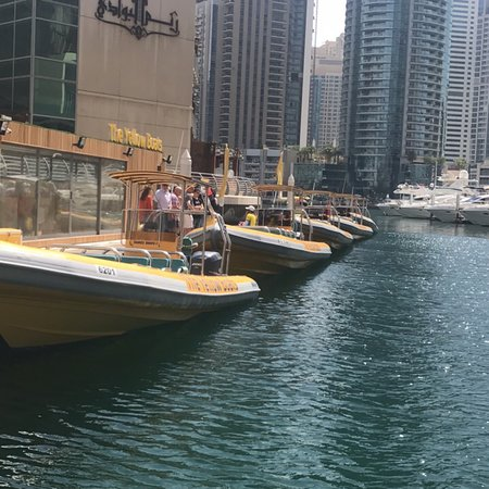 The Yellow Boats Photo