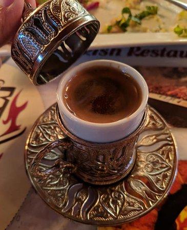 Prescott, Kanada: Turkish Coffee