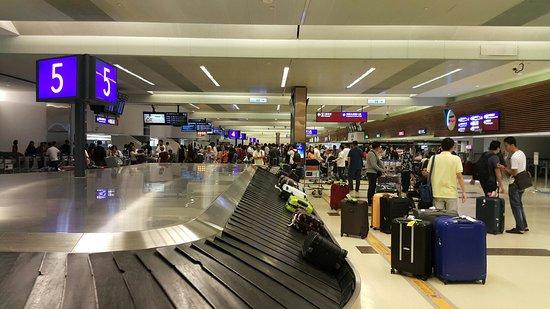 Tourist Service Center (Terminal 1)