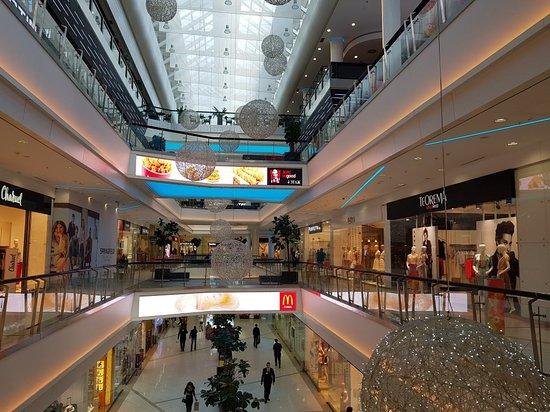 Shopping Center Kaleidoscope