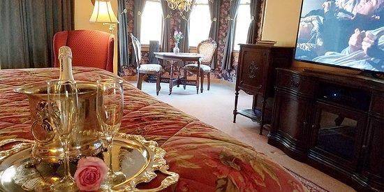Glenville, Carolina do Norte: Lord Tennyson Penthouse