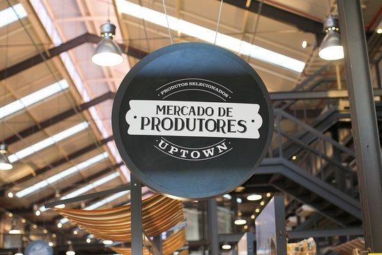 Mercado de Produtores - Uptown