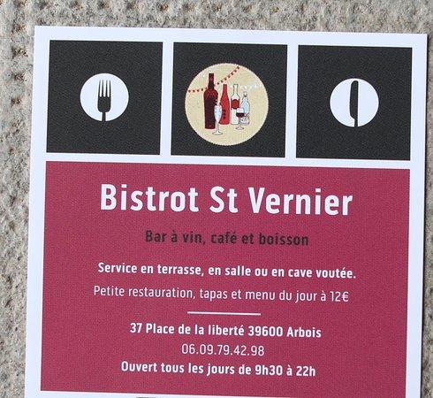 Bistrot Saint Vernier照片