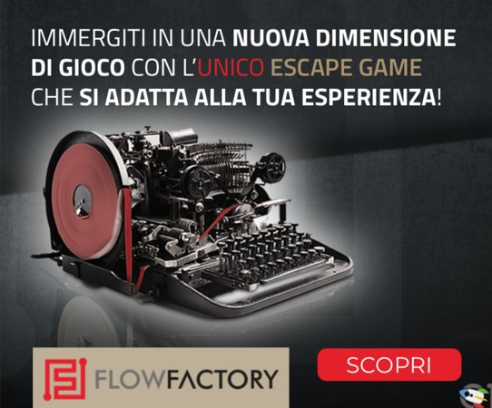 Flow Factory Escape