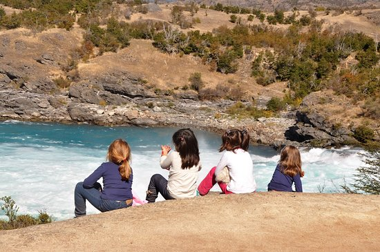 Puerto Guadal, Chile: Viajes familiares