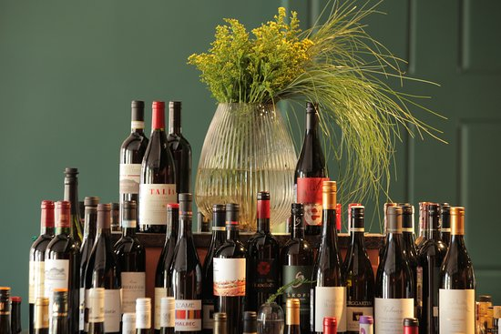 Wine in Bourgeois Bohemians