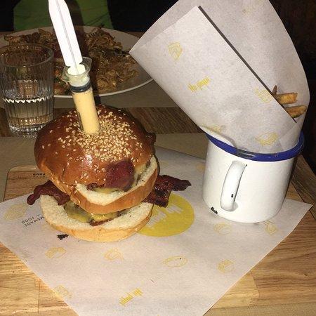 Decepcionantes hamburguesas