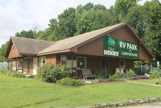 THE WOODS RV PARK & CAMPGROUND - Updated 2018 Reviews (Montgomery ...