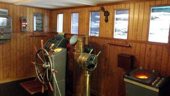 Musee Radio maritime Argos