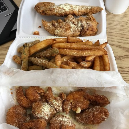 Ocean's Fish and Chicken