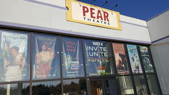 The Pear Theatre