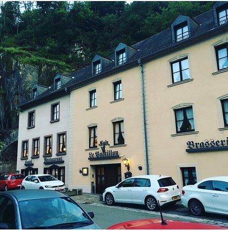 Esch-sur-Sure, Luksemburg: IMG_20180613_192139_large.jpg