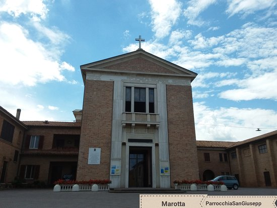 Marotta, Italia: Parrocchia San Giuseppe