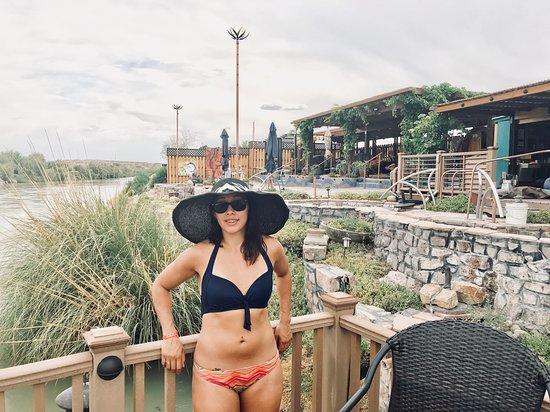 Riverbend Hot Springs-billede