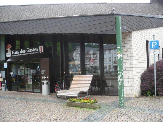 Haus des Gastes (Tourist Information)