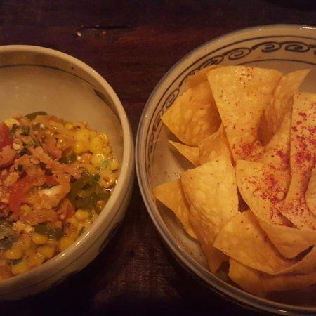 Bilde fra El Camino Korean Tacos