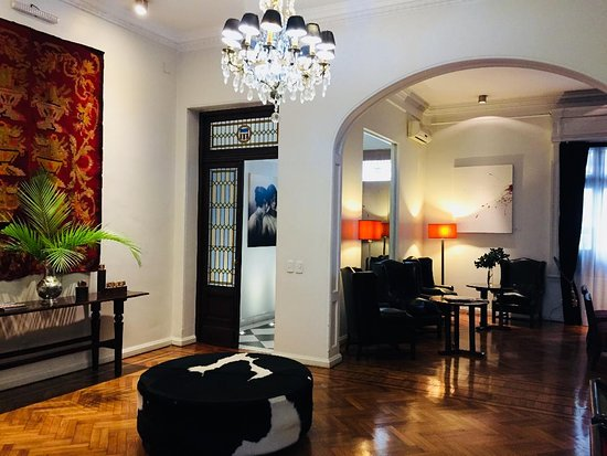 Magnolia Hotel Boutique: Lobby