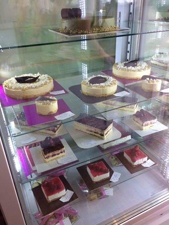Province of Lodi, Italie : torte gelato fresche
