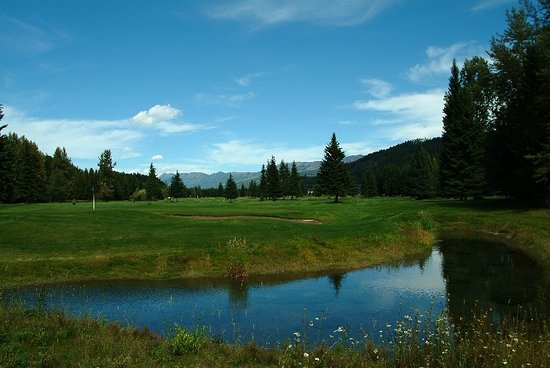 ‪‪Elkford‬, كندا: Mountain Meadows Golf Course‬