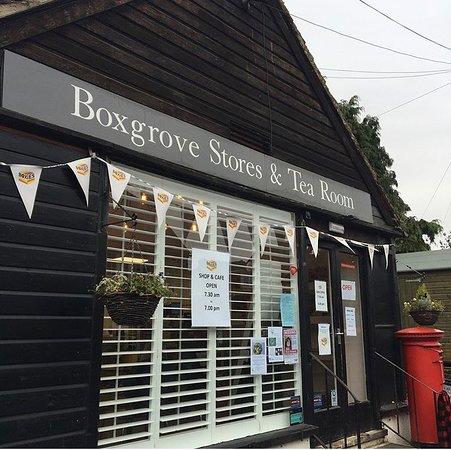 Boxgrove, UK: The store front