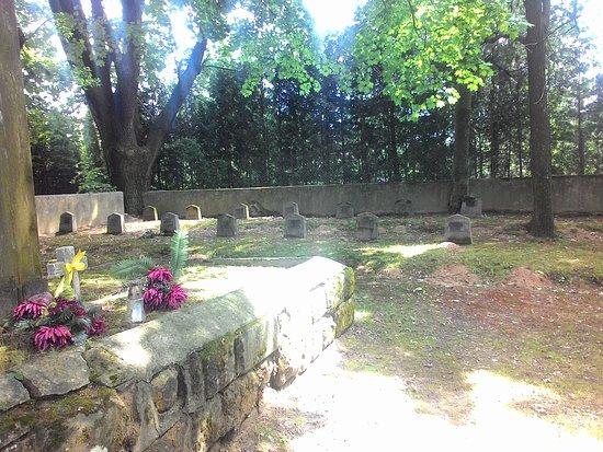 World War I Cemetery no 87
