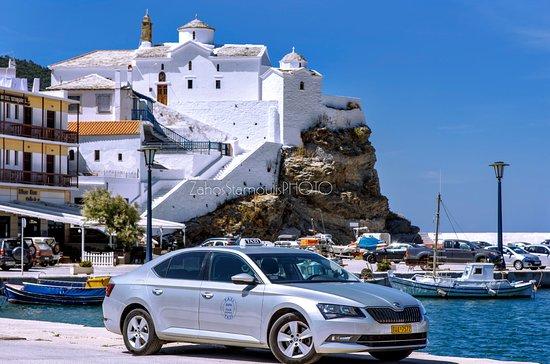 Taxi Service Skopelos (Zahos Stamoulis)