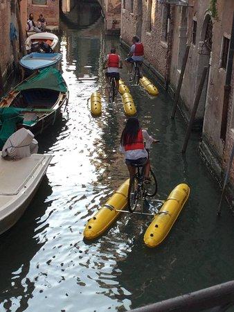 Venice Water Bike