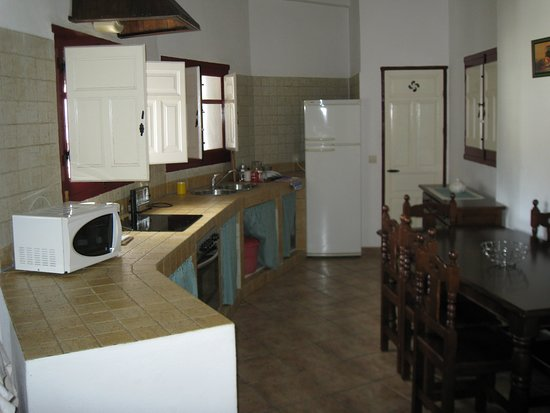 Sorvilán, España: cocina
